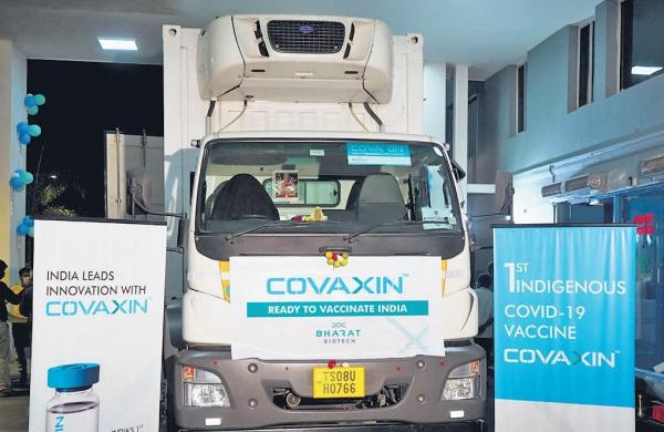 3.11 crore doses of Covaxin procured so far, 90 lakh doses expected in June: Centre