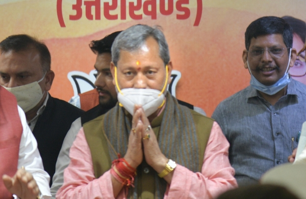 COVID-19: Uttarakhand Police donates Rs 85,95,350 to CM Relief Fund