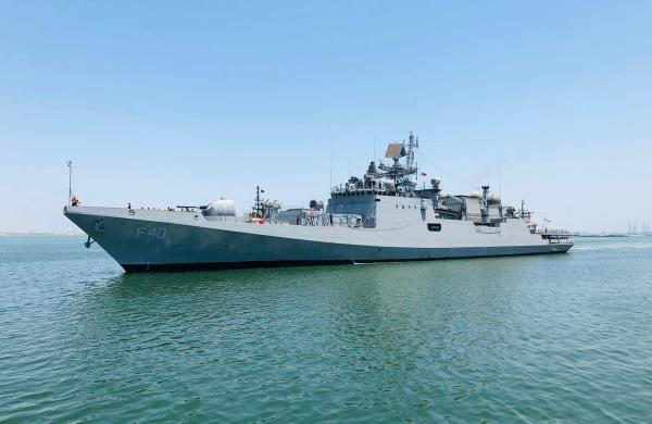 COVID: Indian Navy launches Samudra Setu-II for shipment of oxygen-filled containers to India