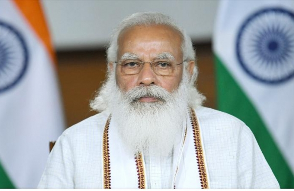 COVID: PM Modi emphasises need to maintain pace of vaccinedrive