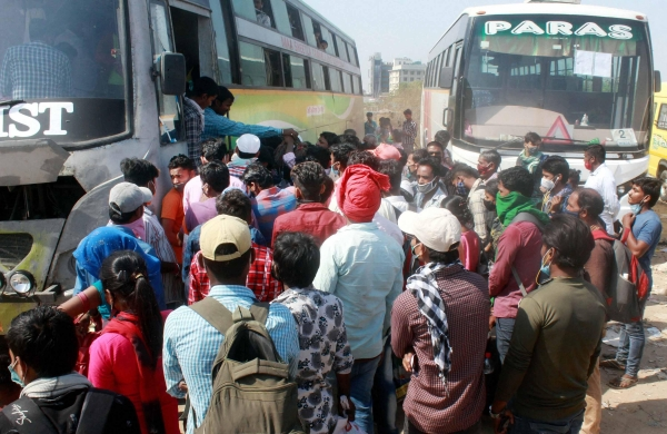 COVID test, week-long quarantine must for migrant workers returning to Jharkhand