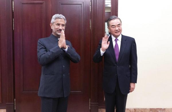 'China needs to keep open transport corridors, cargo flights': Jaishankar to Wang