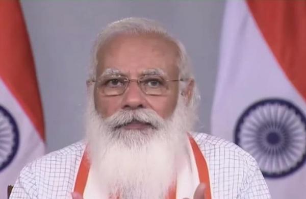 Country followed mantra of 'sabka saath, sabka vikas, sabka vishwas': Modi on government's seventhanniversary