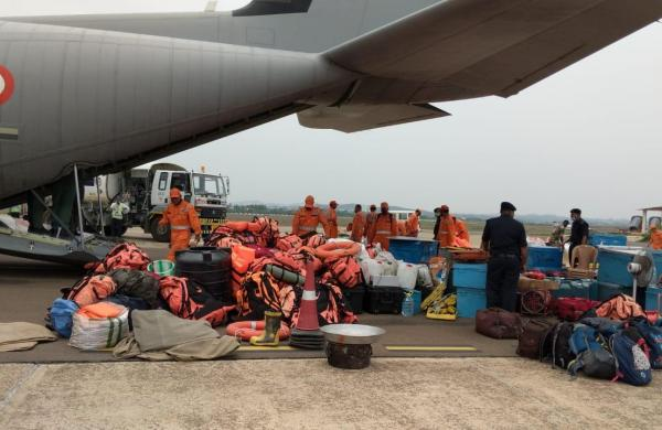 Cyclone Yaas: Eastern Air Command prepares for rescue, relief efforts