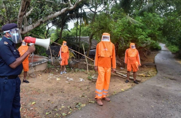 Cyclone Yaas: With 112 teams, NDRF earmarks highest-ever number of personnel ahead of impending storm