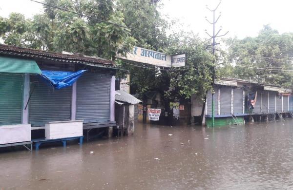 Cyclone Yaas reaches Bihar, causes heavy rainfall, gusty winds