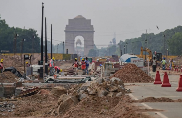Delhi HC to rule on Monday on plea to stop Central Vista work during Covid