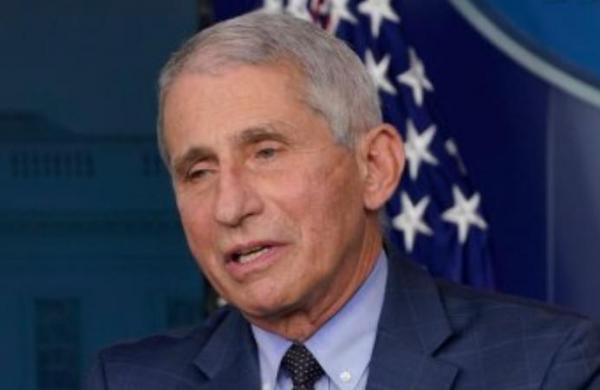Few weeks' lockdown in India may break chain oftransmission:Top USCOVID expertAnthony Fauci