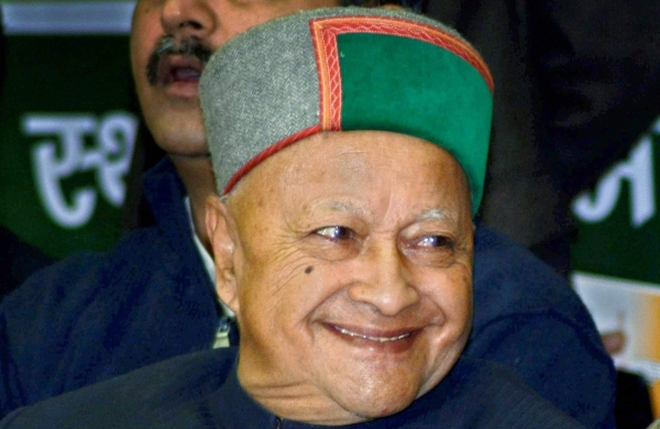 Former Himachal CM Virbhadra Singh admitted to IGMC aftercomplaining ofbreathing problem