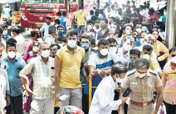 India adds record high4,14,188 COVID-19 cases,3,915 deaths in last 24 hours