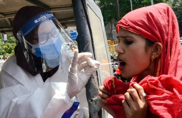 India reports 1.73 lakh fresh COVID-19 cases in 24 hours,lowest tally in 45 days