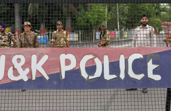 J-K police releases youths who were detained for holding anti-Israel protest during corona curfew