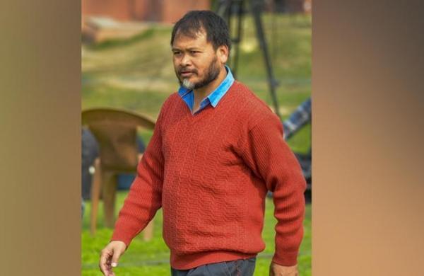 Jailed MLA Akhil Gogoi turns into instant sensation at Assam assembly oath session