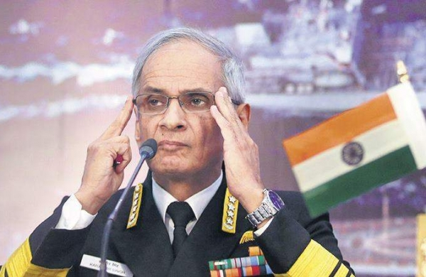 Jointness of three armed forces important amid changing nature of war: Navy chiefKarambir Singh