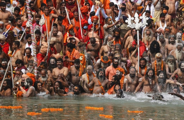 Kumbh ends: 70 lakh participated in 'scaled down' mela held amid virus surge