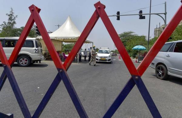 Madhya Pradesh: Corona curfew extended in Bhopal till May 10