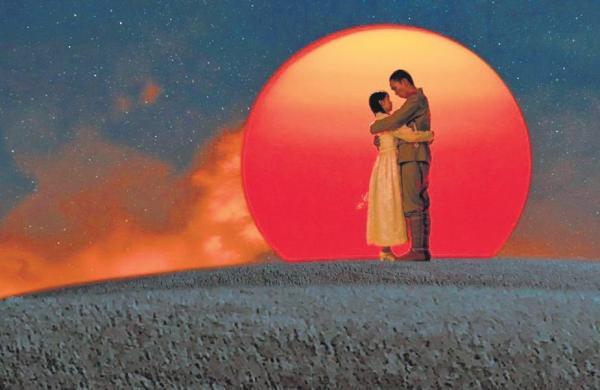 Make movies, not war