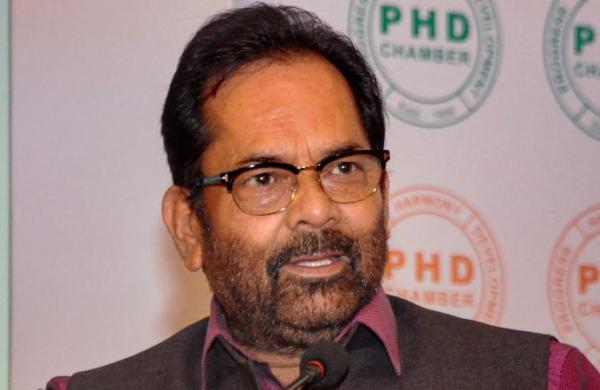 Naqvi's veiled attack on Congress:Instead of becoming part of solution, some people spreading 'political pollution'