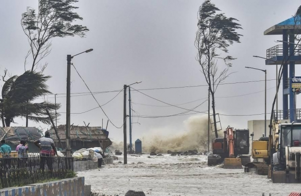 'One crore people affected, three lakh houses destroyeddue to Yaas': Mamata oncyclone damagein Bengal