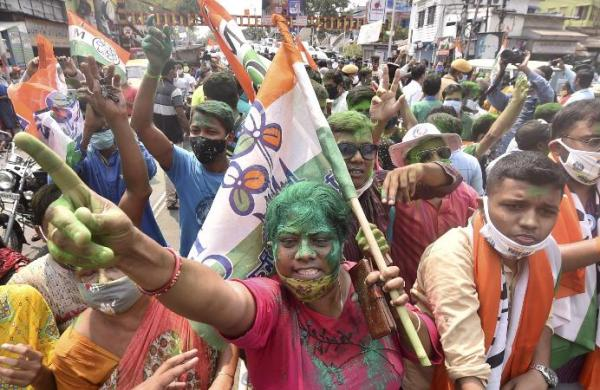 Orders on victory processions being flouted, restrain your workers: EC tells political parties