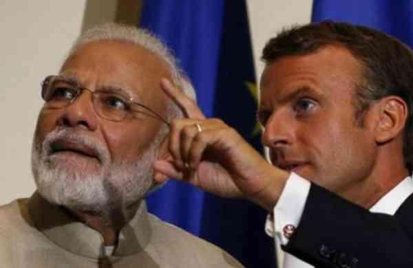 PM Narendra Modi, FrancePresident Emmanuel Macron discuss positive outcomes of India-EU Leaders' meet