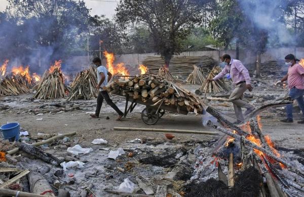 Patna man turns messiah, has cremated over 130 coronavirus victims since last April
