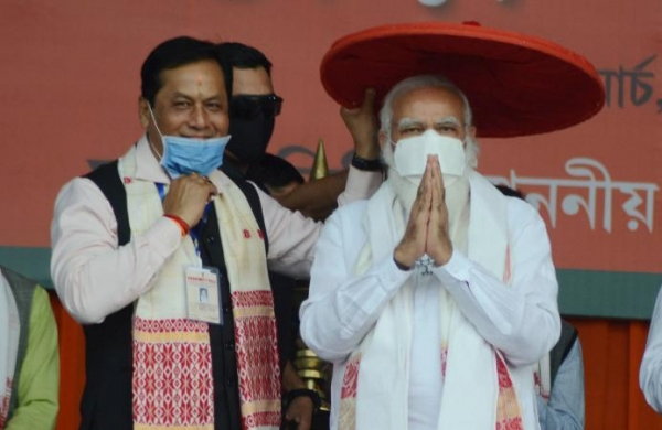 Populism, Hindutva, ethnic outreach: BJP's three-pronged strategy pays rich dividends in Assam