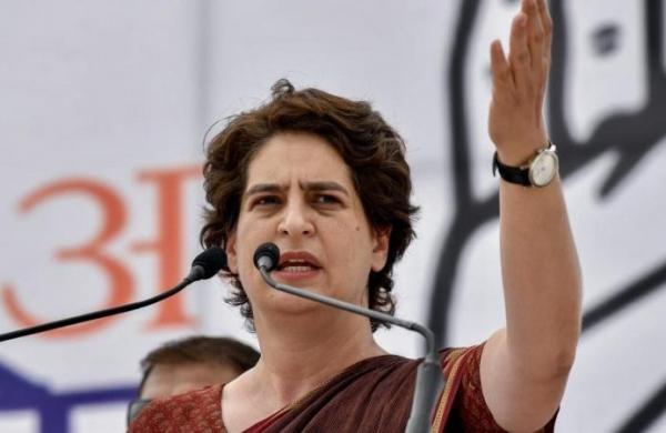 Priyanka Gandhi slams Yogigovernment, SEC for conducting panchayat polls amid pandemic