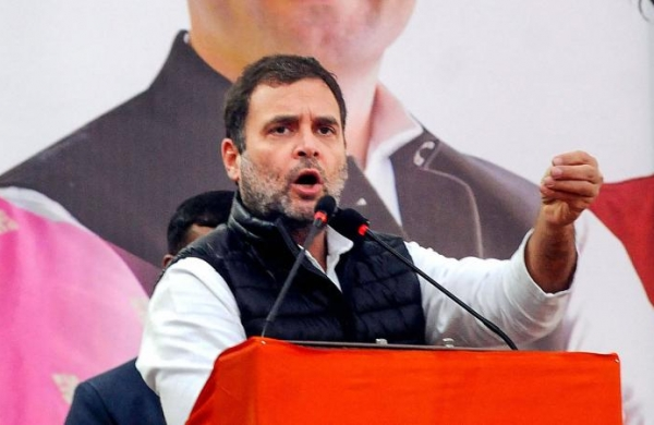Queues for oxygen, for hospital beds and outside crematorium too, thanks to Modi government: Rahul Gandhi