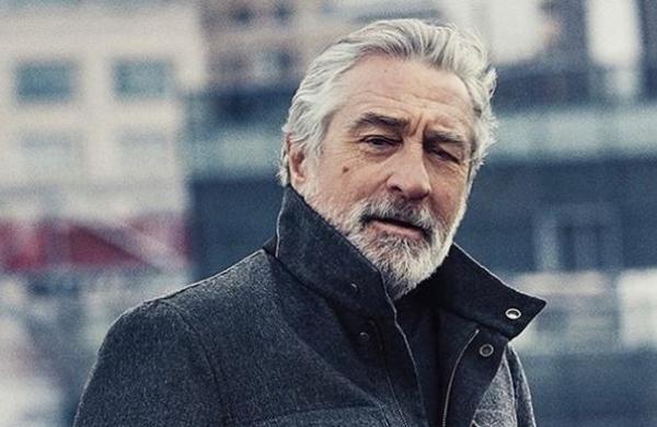 Robert De Niro updates fans about injury sustained on set of Martin Scorsese's film
