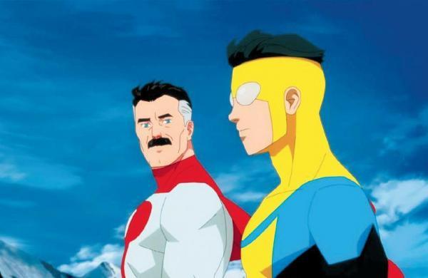 The superhero next door