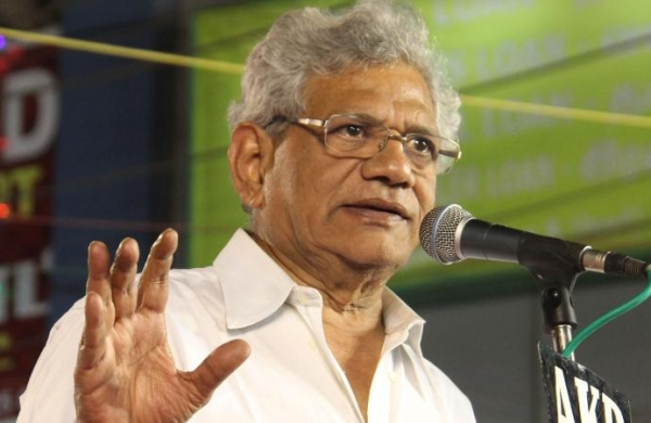 Time to act decisively, but Modi-Shah on silent mode and hiding: Sitaram Yechury on COVID crisis
