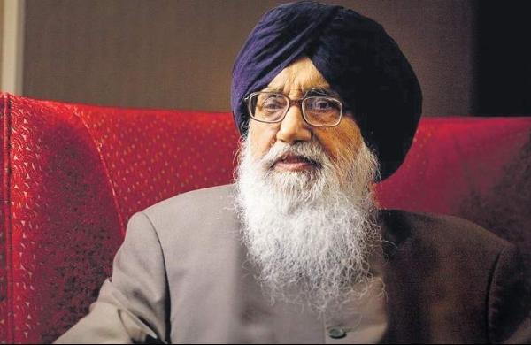 2015 sacrilege case: SIT questions former Punjab CM Parkash Singh Badal