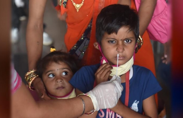 9.27 lakh severely acute malnourished children identified till November last year: RTI