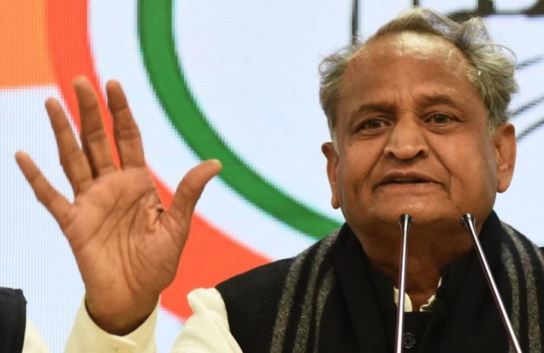 Ashok Gehlot stresses on free vaccination against Covid-19, says it's every Indian's right