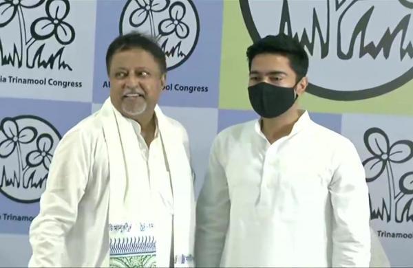 BJP national vice president Mukul Roy returns to TMC; Mamata welcomes him