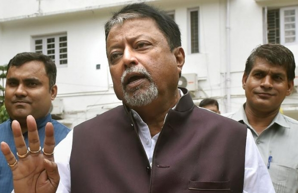 BJP seeks cancellation of Mukul Roy's nomination for PAC; Mamata hits back at saffron party