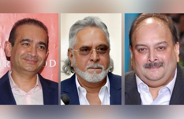 Banks get Rs 9k crore from sale of fugitive businessmen's assets