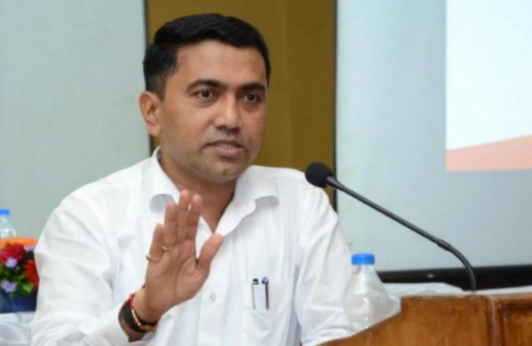 COVID-19 curfew in Goa extended till July 5, informs CMPramod Sawant