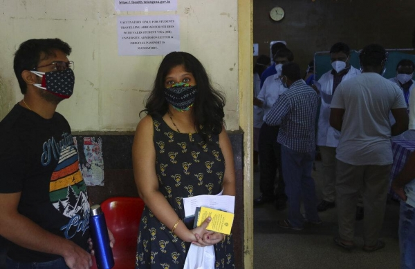 COVIDcount in India lowest in 60 days as country sees1,14,460 cases, vaccination crosses 23 crore mark