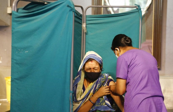 Centre bars states from sharing Covid-19 vaccine information