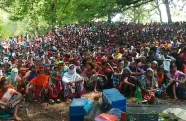 Chhattisgarh government firm on paramilitary camps in Bastar despite protests by tribals