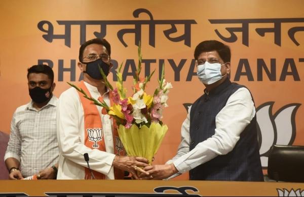 Congress erosion on as BJP snaps up Jitin Prasada