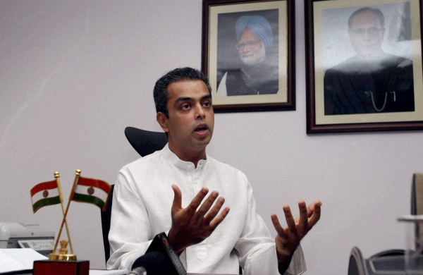Congress must reclaim position as India's big tent party, saysMilind Deora after Jitin exit