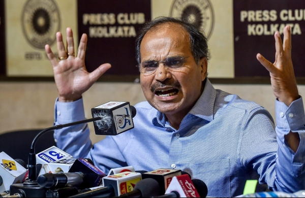 Congress not in favour of maintaining relation with ISF: Adhir Ranjan Chowdhury