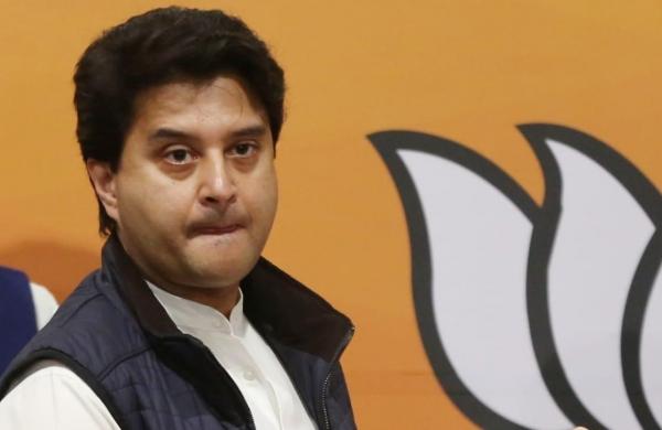 Congress should change its name and go before people again, says BJP's Jyotiraditya Scindia