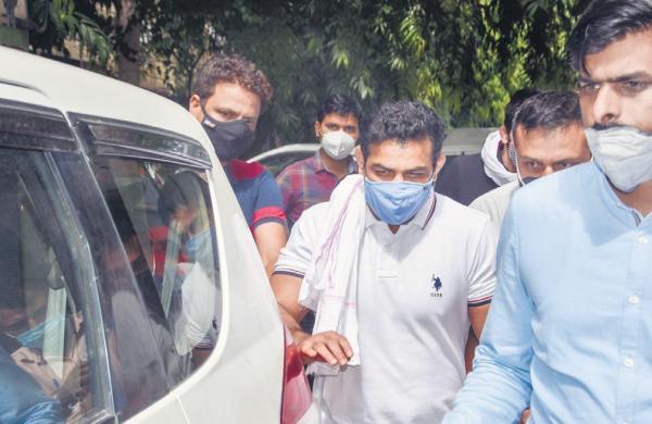 Delhi court extends judicial custody of Olympic wrestler Sushil Kumar till June 25 in murder case