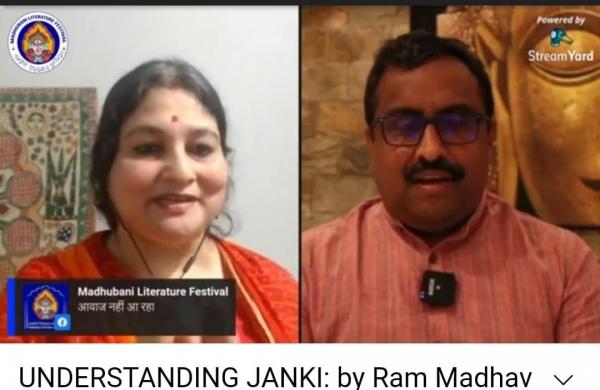 Expertsindulge on tales of Sita at Madhubani Literature Festival