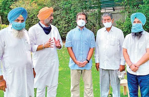 Factional war: Punjab CM, Sidhu likely to meet Sonia Gandhi on June 20