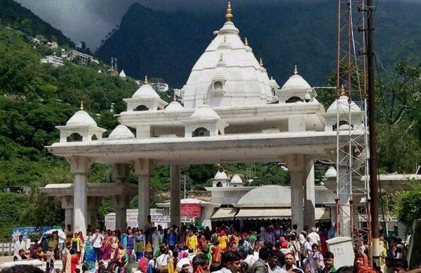 Fire at Vaishno Devi shrine complex, cash counter damaged